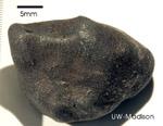 meteorite image