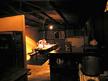 photo, cookhouse interior