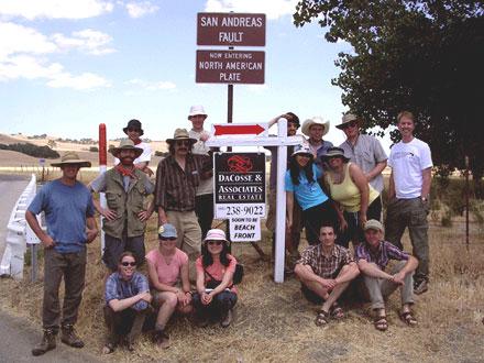 San Andreas Trip Group